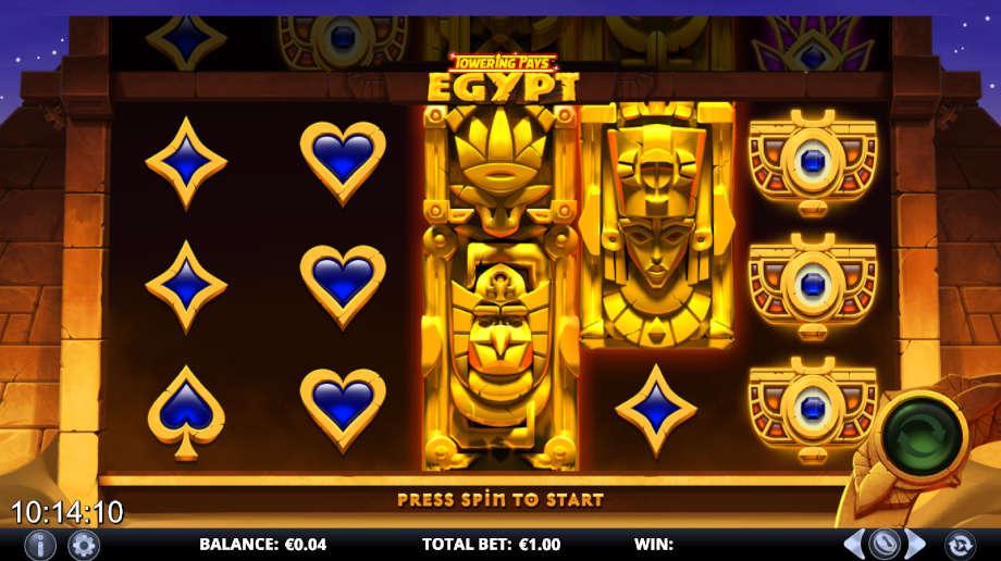 Towering Pays Egypt von GamesLab