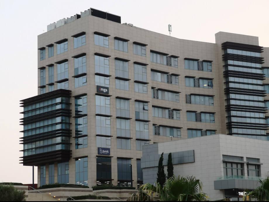 Das Gebäude der Malta Gaming Authority