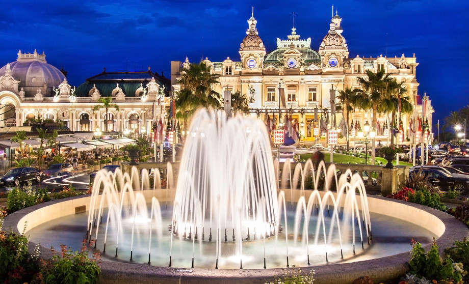 Das Monte-Carlo Casino