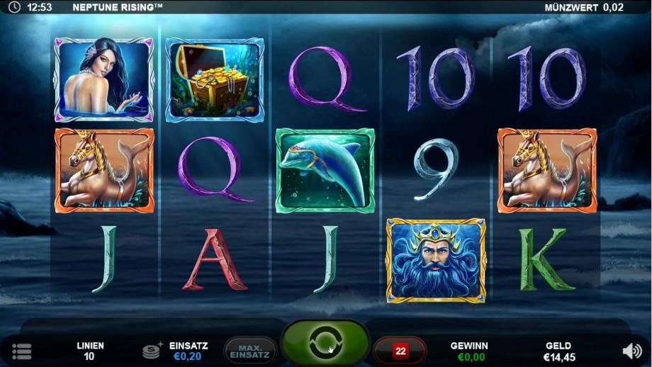 Neptune Rising von Plank Gaming