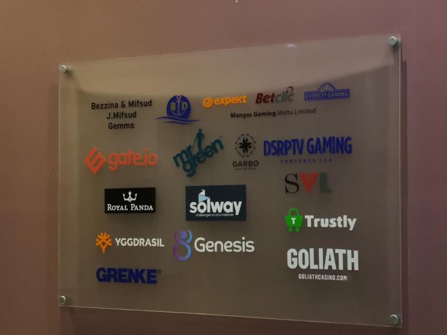 Firmen im Taglia Ferro Business Centre