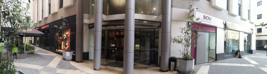 Das Taglia Ferro Business Centre