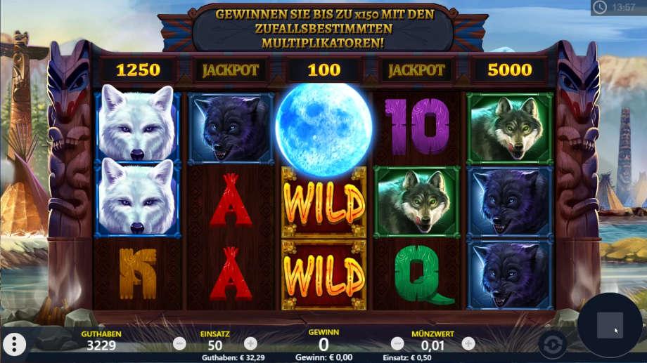 Wolf Riches von PariPlay