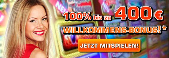 Screener des angebotenen Bonus im Stake7 Casino