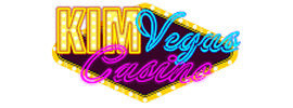 KimVegas Casino Logo