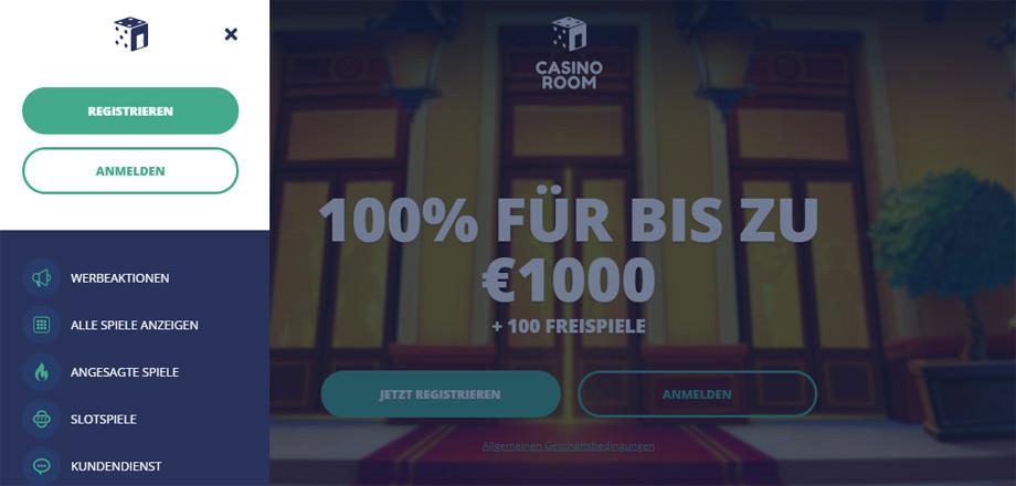 Casino Room Titelbild