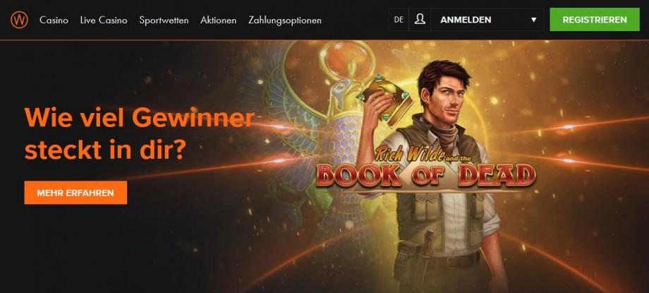 Casino Winner Titelbild