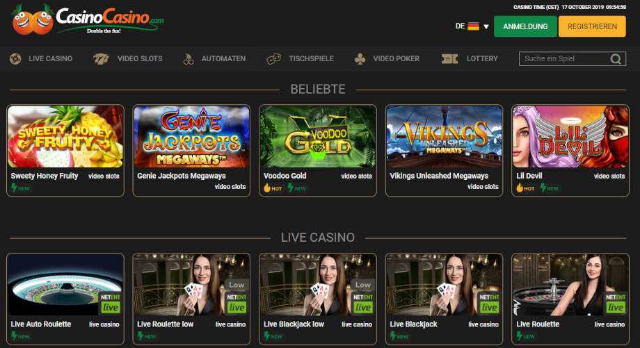 CasinoCasino.com Titelbild