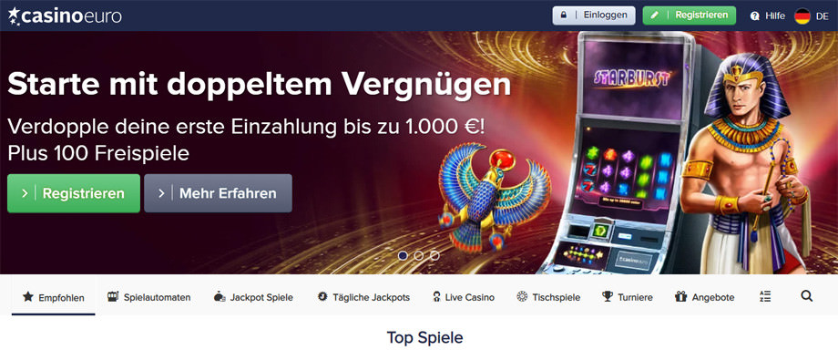 CasinoEuro Titelbild