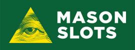 Mason Slots Logo