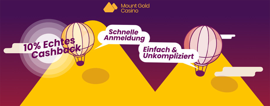 Mount Gold Casino Titelbild