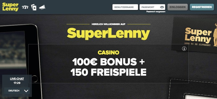 SuperLenny Titelbild