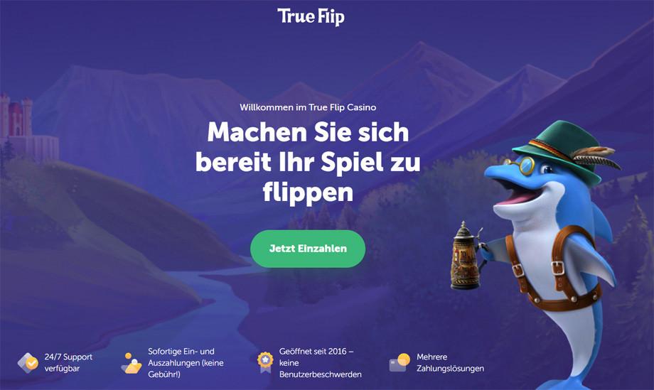TrueFlip Titelbild