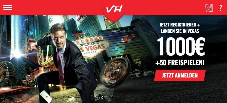 Vegas Hero Titelbild