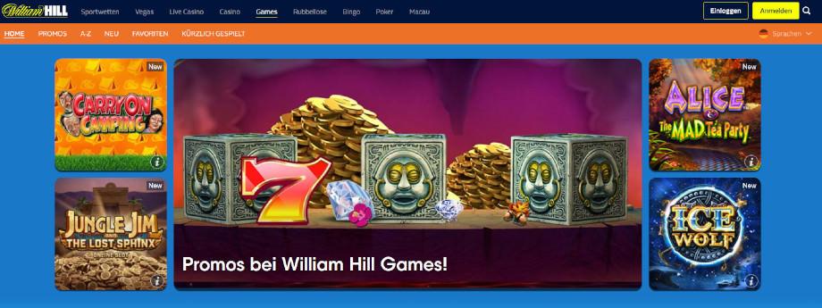 William Hill Titelbild