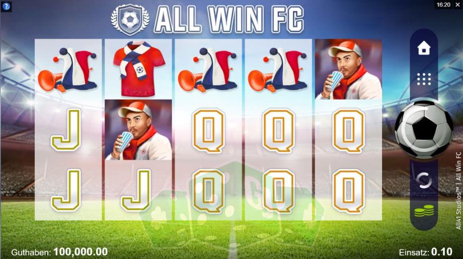 All Win FC Titelbild