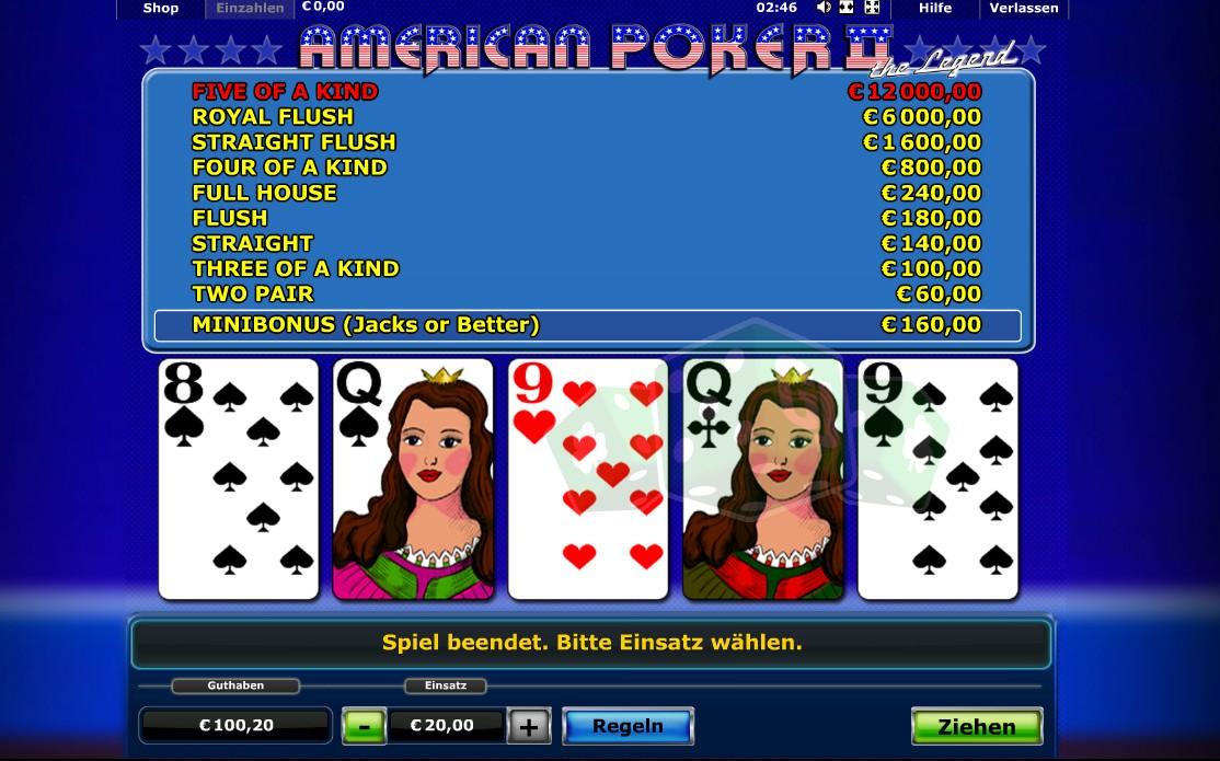 Jetzt Spielen Poker 2