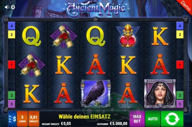 Ancient Magic Titelbild