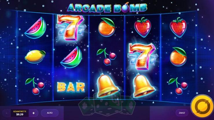 Arcade Bomb Titelbild