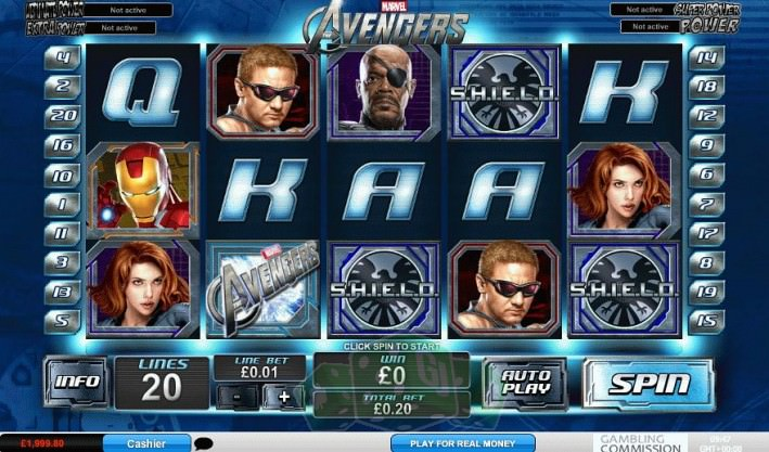 Avengers Titelbild