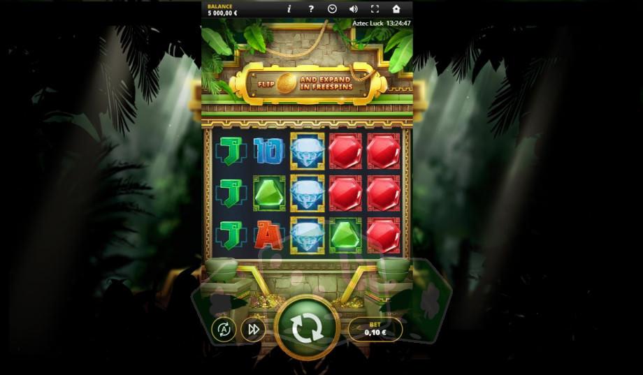 Aztec Luck Titelbild