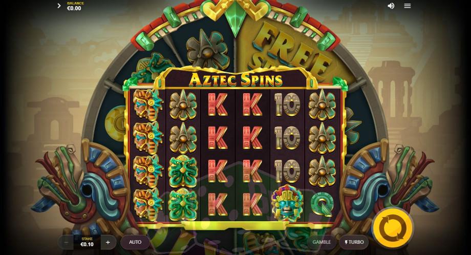 Aztec Spins Titelbild