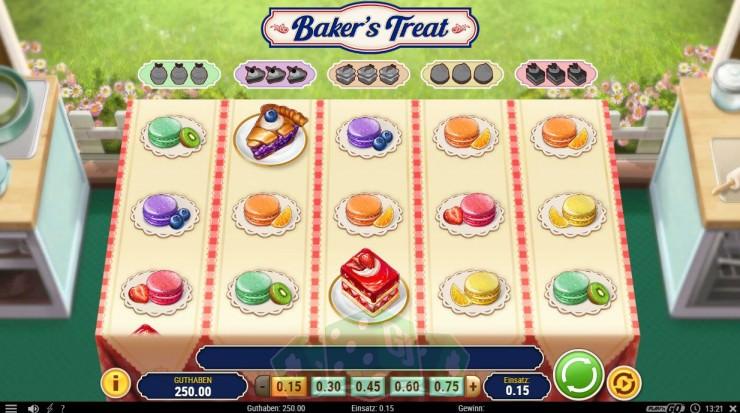 Baker's Treat Titelbild