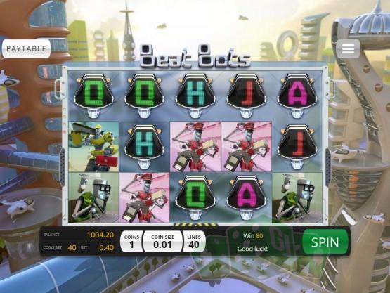 Beat Bots Titelbild