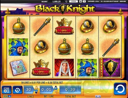 Black Knight Titelbild