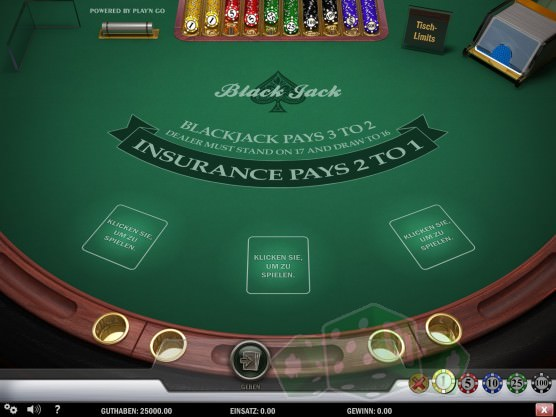 black jack im casino spielen
