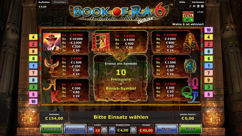 Book Of Ra Maximalgewinn