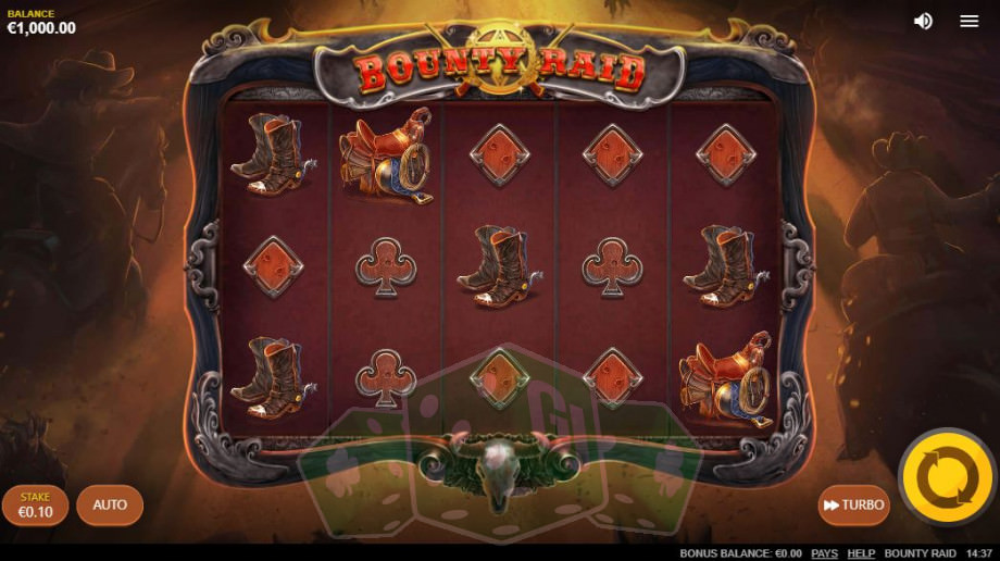 Bounty Raid Titelbild