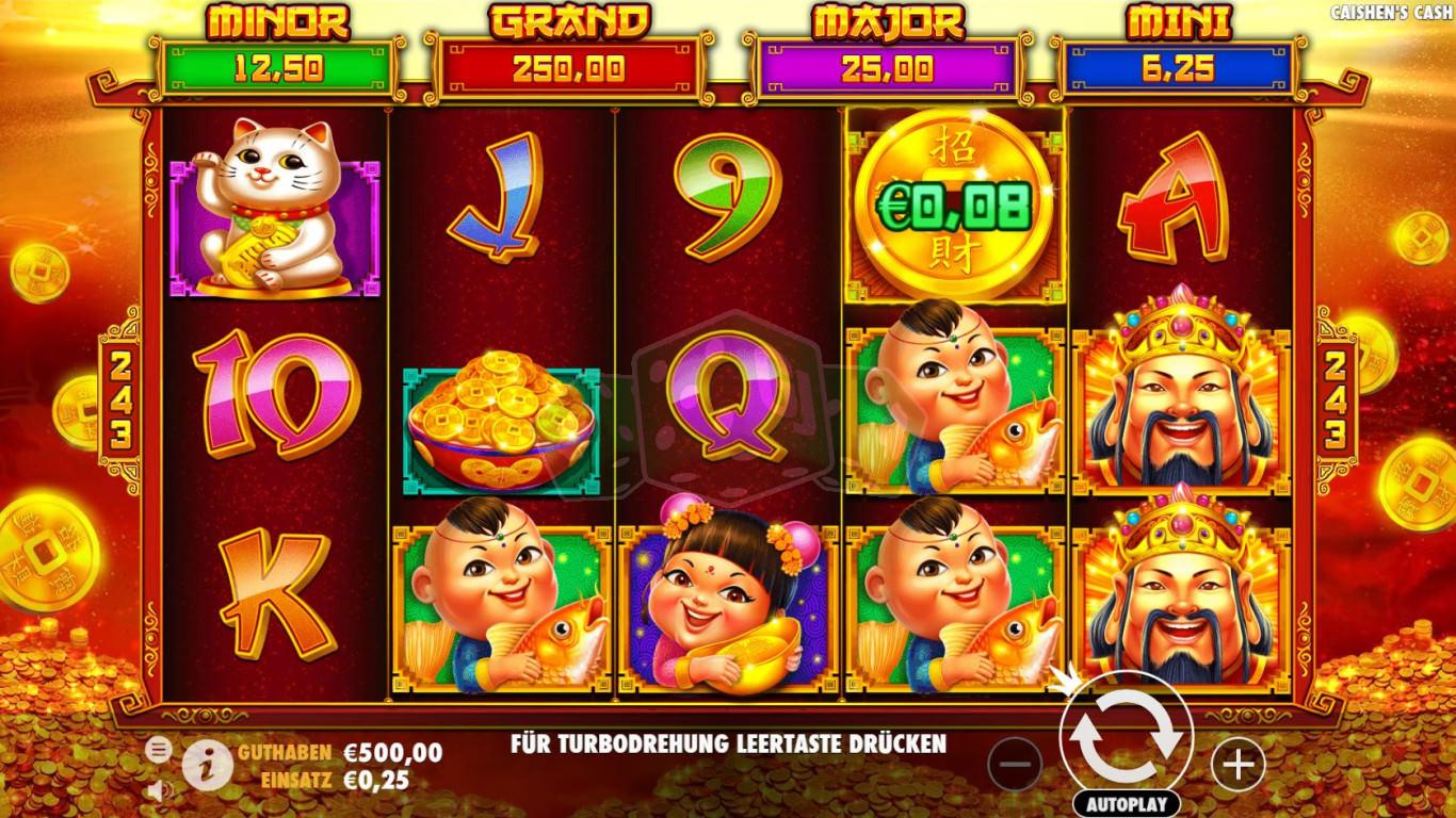Thunderbolt casino free spins