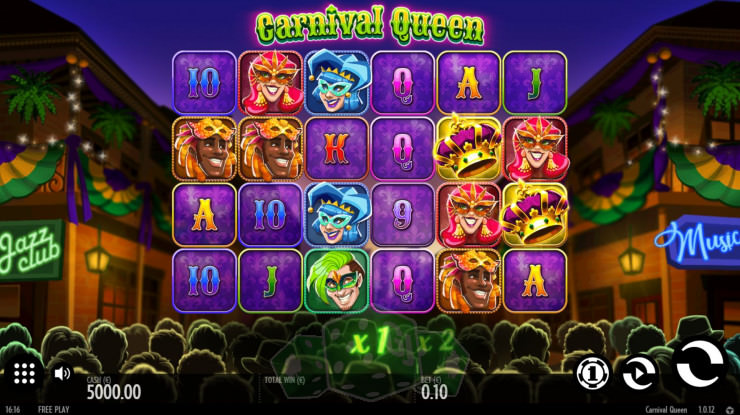 Carnival Queen Titelbild