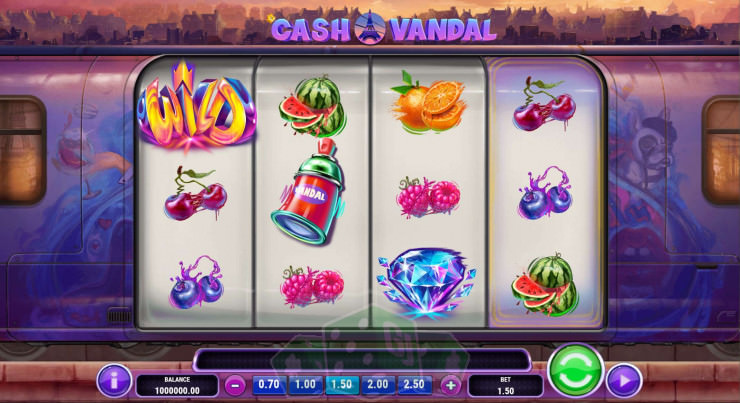 Cash Vandal Titelbild
