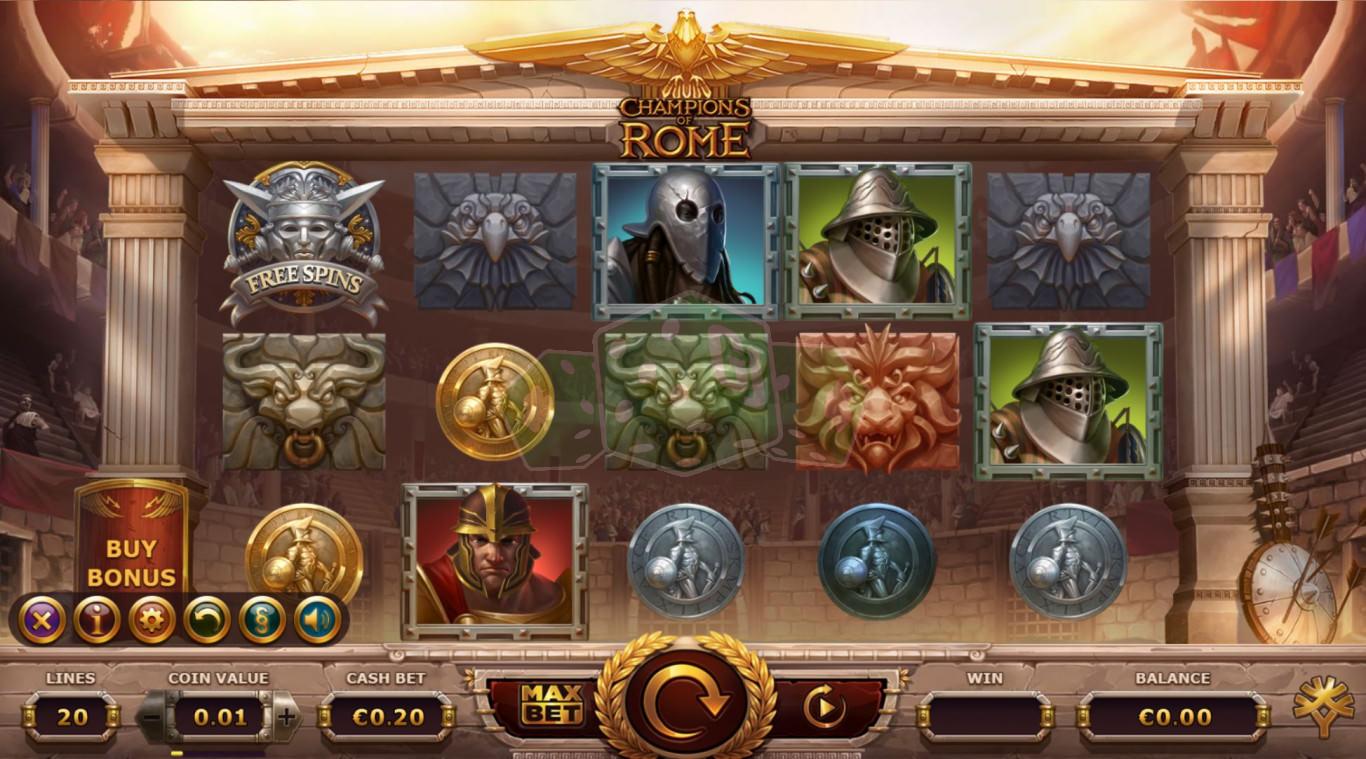 Rome Online Spielen
