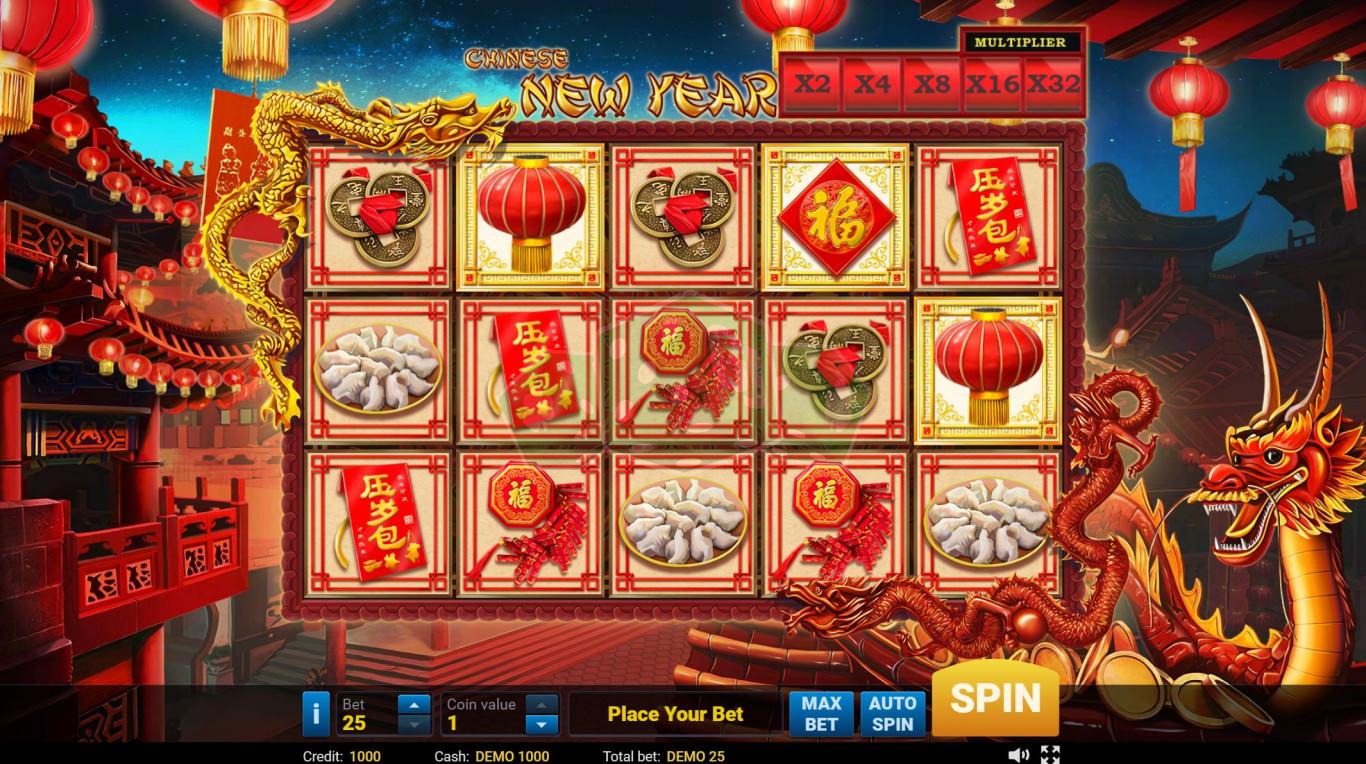China Spiele