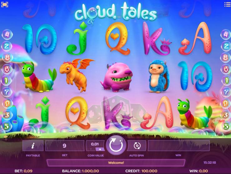 Cloud Tales Titelbild
