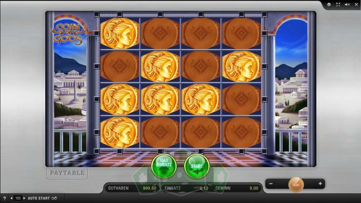 Coin of Gods Titelbild