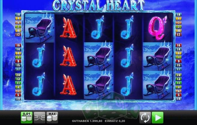 Crystal Heart Titelbild