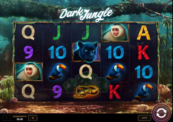 Dark Jungle Titelbild