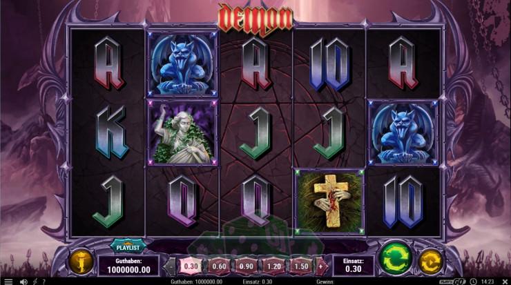 Demon Titelbild