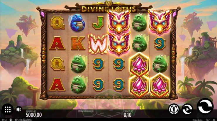 Divine Lotus Titelbild