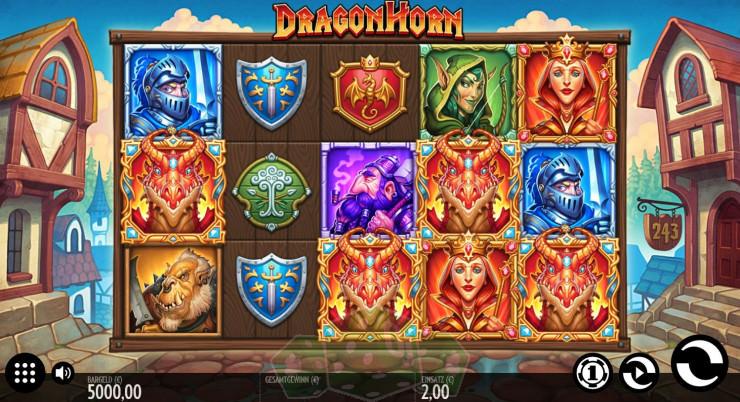 Dragon Horn Titelbild