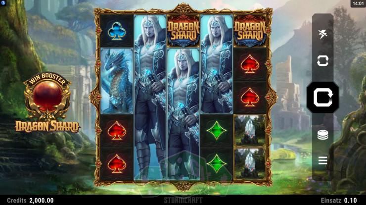Dragon Shard Titelbild