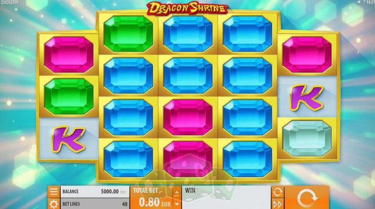 dragon shrine™ quickspin  jetzt online spielen