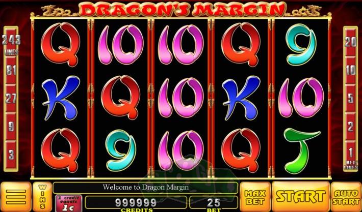Dragon's Margin Titelbild