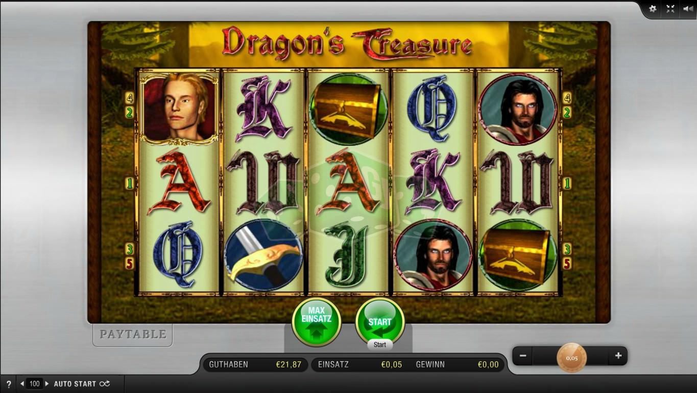 Dragons Treasure Kostenlos Spielen