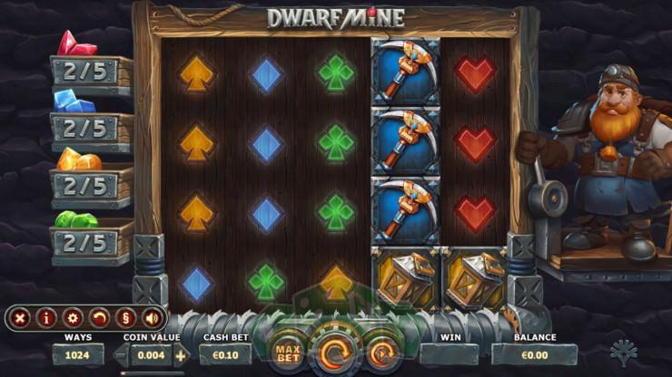 Dwarf Mine Titelbild