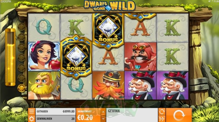 Dwarfs Gone Wild Titelbild